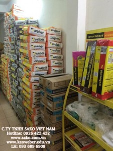 NPP keo weber thai lan tai hcm