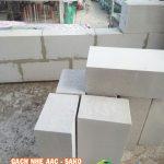 Gạch nhẹ AAC 600x300x200mm