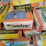 Keo dan gach taigres tai HCM sản phẩm Weber cao cấp
